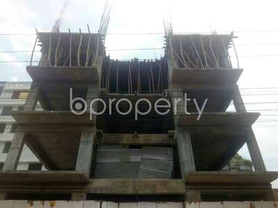 3 Bedroom Apartment for Sale in Aftab Nagar, Dhaka - Your Desirable Cozy Flat Of 1500 Sq Ft Is Available For Sale In Aftab Nagar