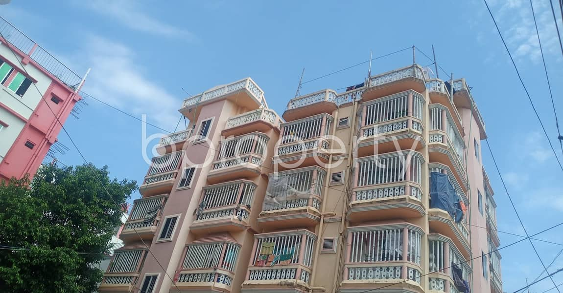 Grab This Lovely 460 Sq. Ft Flat For Rent In Muslimabad Before It's Rented Out