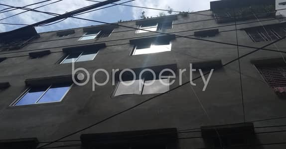 2 Bedroom Flat for Sale in Dhanmondi, Dhaka - A 800 Sq Ft Nice And Comfortable Flat Is Up For Sale In Dhanmondi