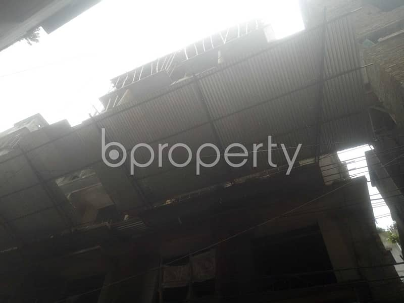 Grab A 1400 Sq Ft Apartment For Sale At Middle Badda