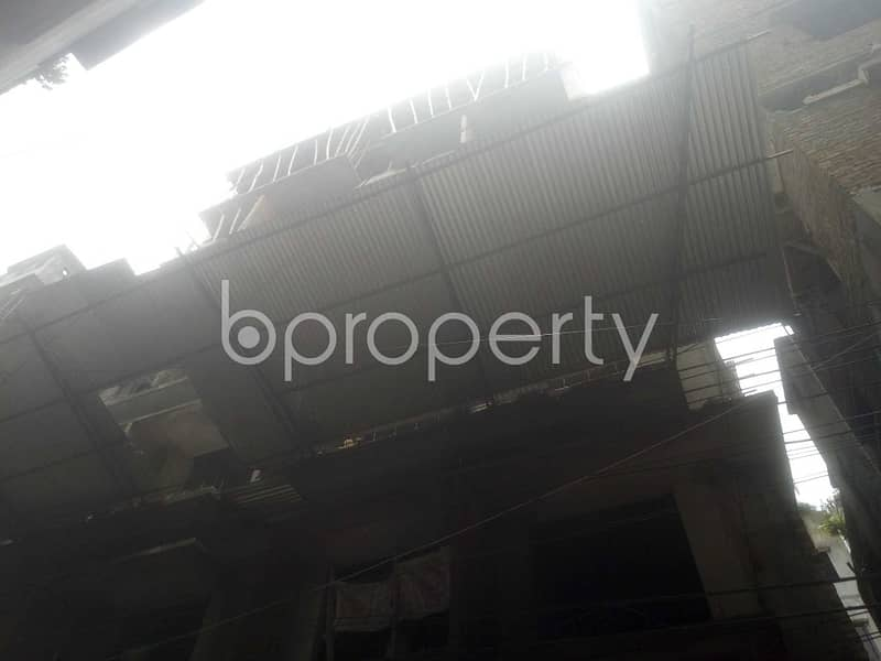 Well Designed 1400 Sq Ft Residential Flat Is There For Sale At Middle Badda