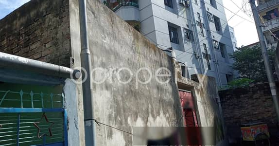 Plot for Sale in Rampura, Dhaka - 2.5 Katha Plot Is Now Available For Sale In Ullan Which is An Eco Friendly Location