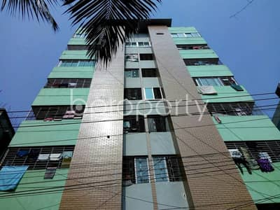 Reside at ease, in this 1020 SQ FT flat for sale in 4 No Chandgaon Ward, near Chatogram Residential School & College Chandgaon Campus
