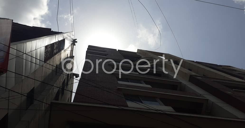 This 2440 Sq Ft Office Apartment Is Ready For Rent In Mohammadpur
