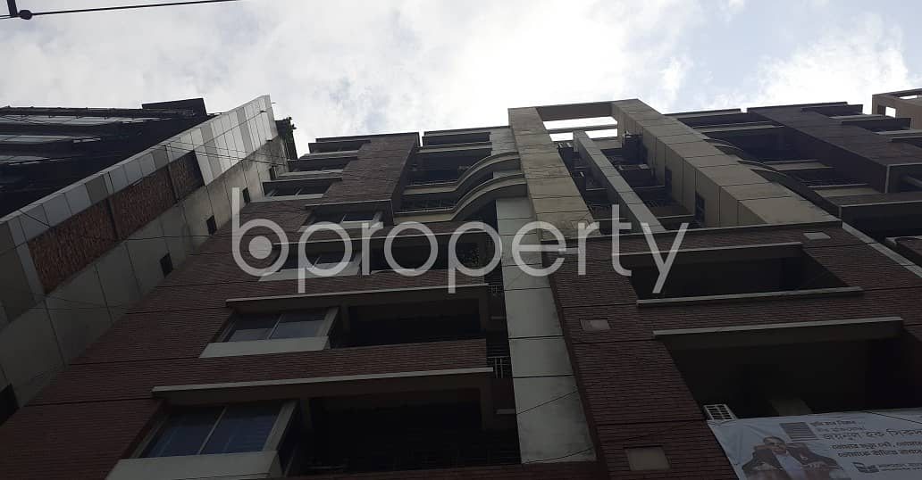 This 2440 Sq Ft Office Apartment Is Up For Rent in Mohammadpur