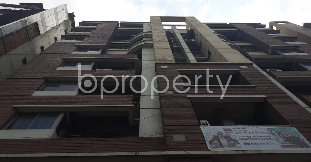 This Large 3775 Sq Ft Commercial Apartment Ready For Rent In Mohammadpur