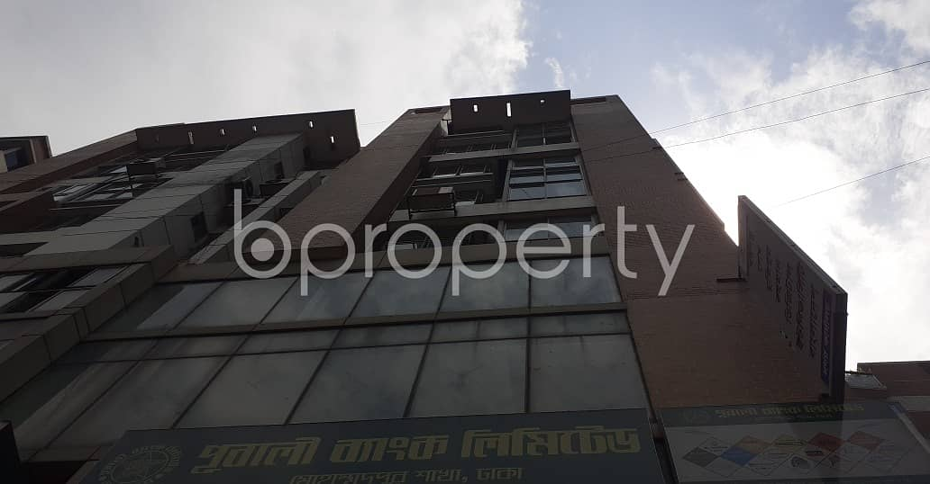 Mohammadpur Is Offering You A Spacious 3775 Sq Ft Commercial Apartment Ready For Rent