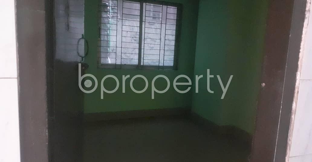550 sq ft. Reasonable Small Family House Is Up To Rent At Aga Sadek Road, Bangshal .
