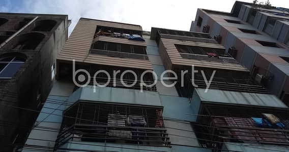 2 Bedroom Apartment for Rent in Kalabagan, Dhaka - At Kalabagan A 800 Square Feet And 2 Bedroom Modern House For A Family Is Up To Rent.