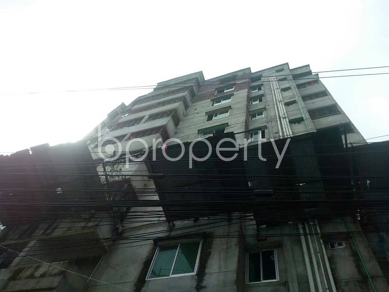 1160 Sq Ft Apartment Is Up For Sale In Tongi