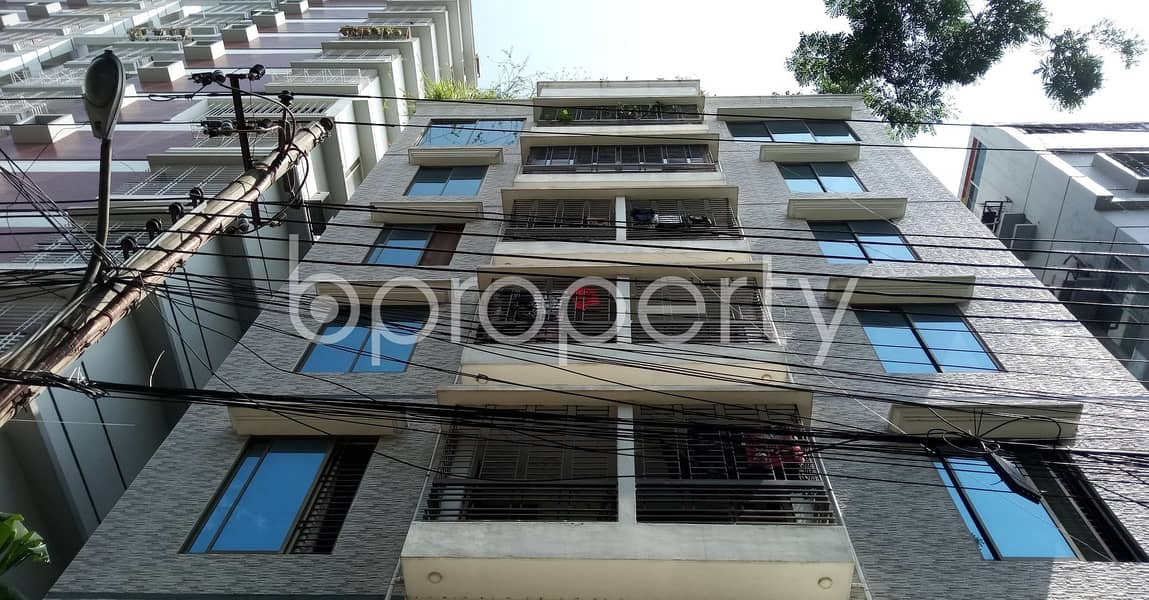 Ready flat 1100 SQ FT is now to Rent in Mirpur DOHS
