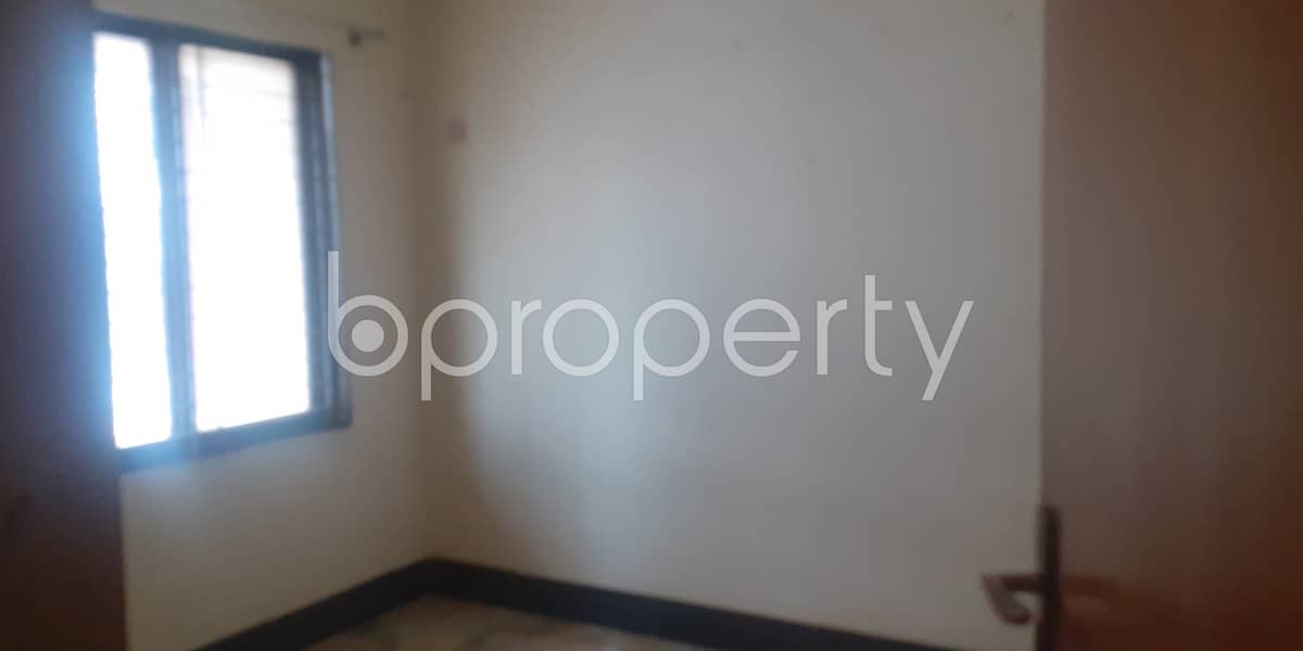 At Jagannathpur Next To Baitul Aman Mousque A 1050 Square Feet Large Residential Apartment For Rent.