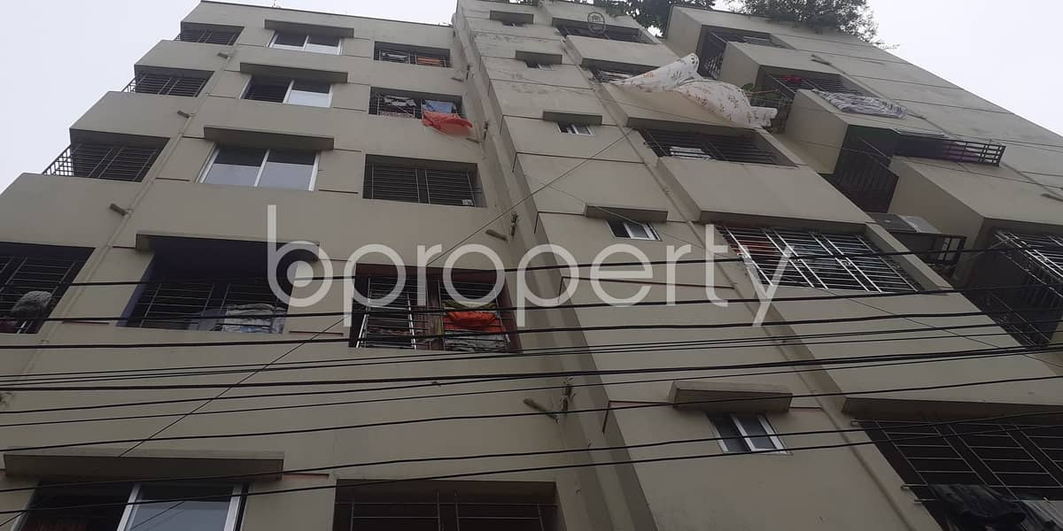 Tasteful Apartment Of 3 Bedroom Is Ready To Rent In Jagannathpur