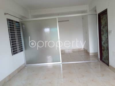 2 Bedroom Apartment for Rent in Banani DOHS, Dhaka - Great Location Of Banani DOHS, A 1000 Sq Ft Apartment Is Up For Rent