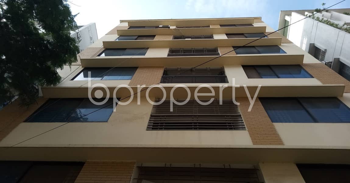 Superb 1400 SQ FT flat is available to Rent in Mirpur DOHS