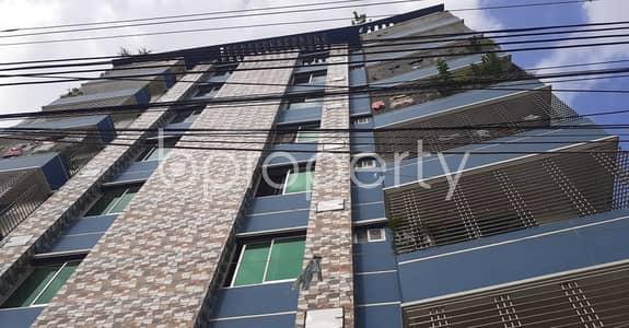 2 Bedroom Apartment for Rent in Dakshin Khan, Dhaka - This 650 Sq Ft Well Defined Flat Is Now Vacant To Rent In Kazibari, Dakshin Khan