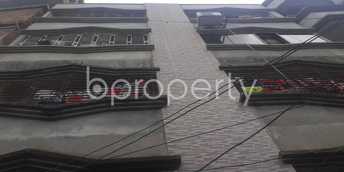Check This 650 Sq. Ft Apartment Which Is Up To Rent At Jagannathpur Near Ummahatul Muminin Masjid and Madrasah.