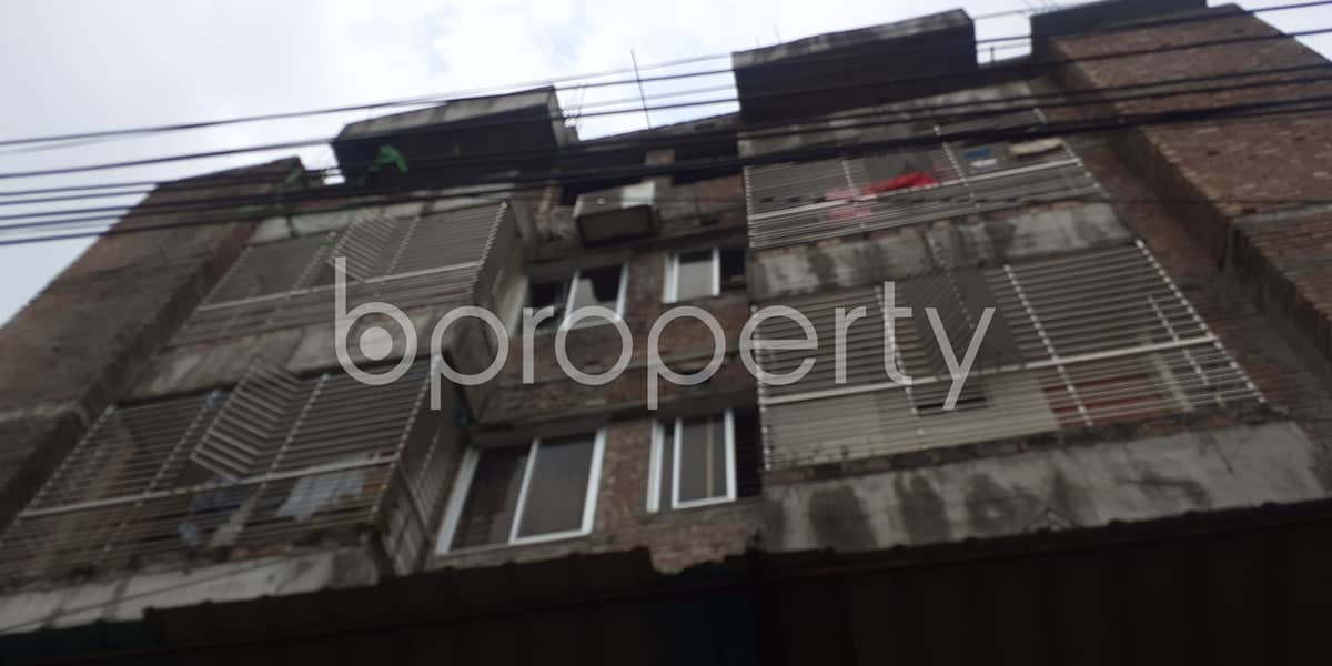 Reside Conveniently In This Comfortable Flat For Rent Near By Baitul Aman Mousque At Jagannathpur