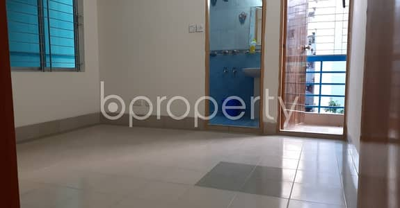 3 Bedroom Flat for Sale in New Market, Dhaka - Nicely Planned 1050 Sq Ft Flat In New Market For Sale