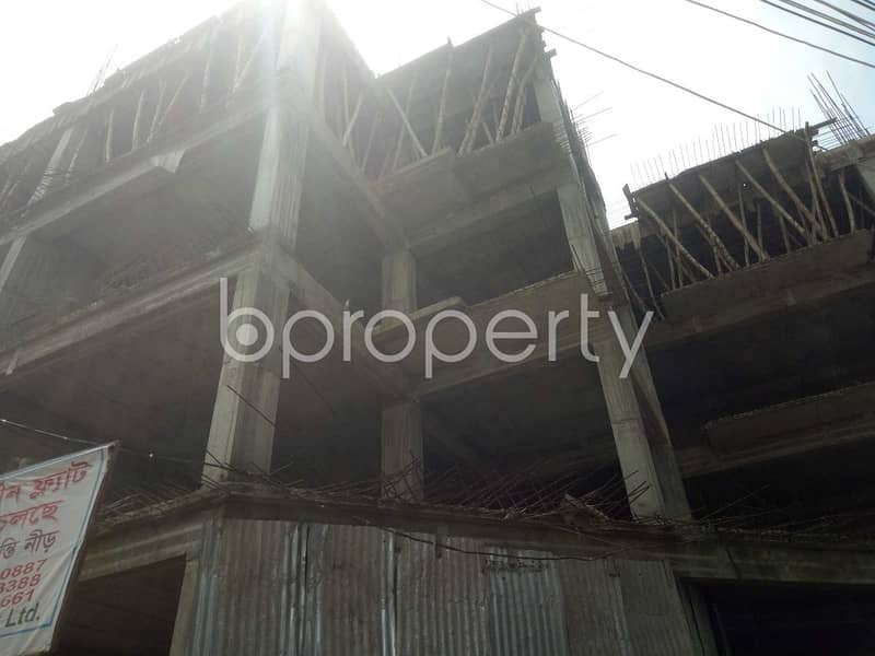 1290 Sq Ft Flat Is Up For Sale In Ibrahimpur