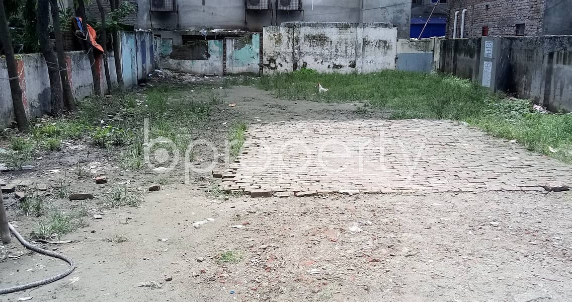 5 Katha Commercial Plot Is Up For Sale In Tejgaon
