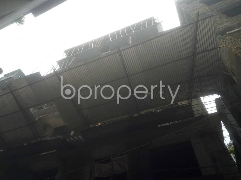 1400 Square Feet Residential Flat For Sale In Badda