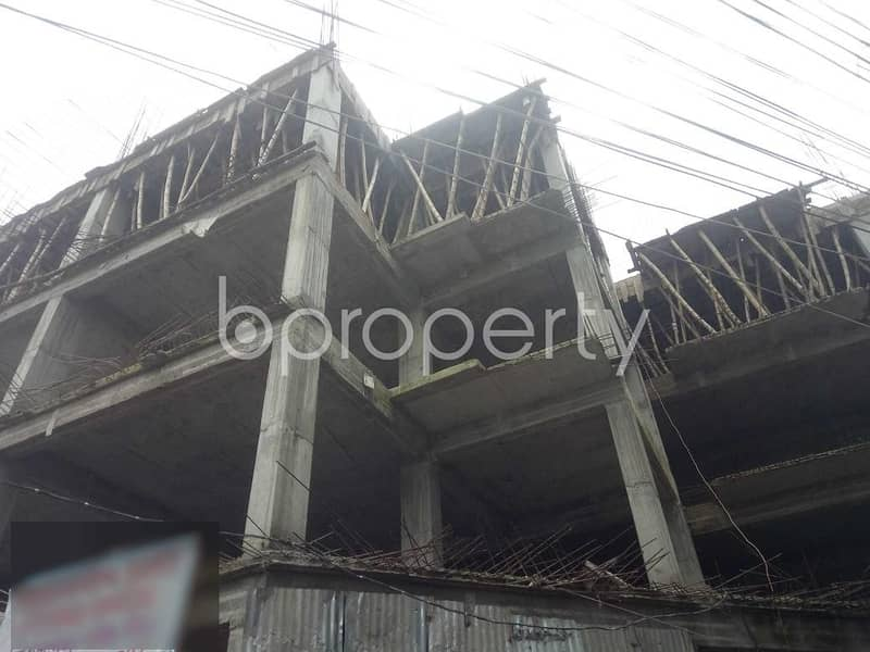 1290 Sq Ft Flat Is Ready For Sale In Ibrahimpur