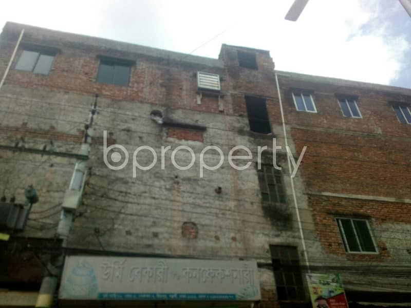1000 Sq Ft Commercial Factory Is Up For Rent In Mirpur