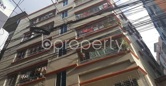 2 Bedroom Flat for Rent in Dakshin Khan, Dhaka - 600 Sq Ft Apartment Is Up For Rent In Dakshin Khan