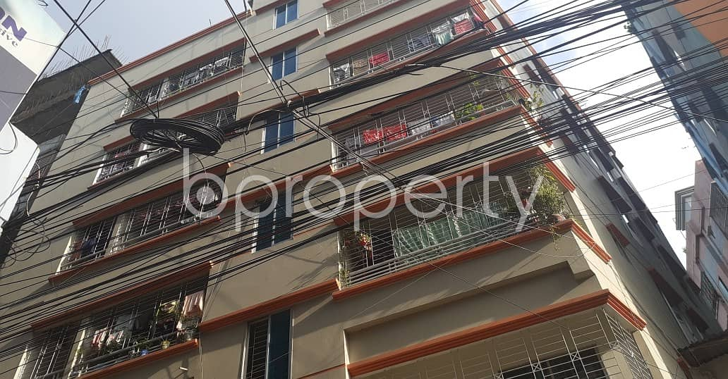 600 Sq Ft Apartment Is Up For Rent In Dakshin Khan