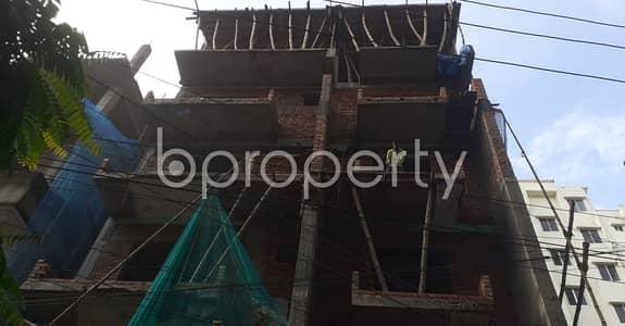 Plot for Sale in Banasree, Dhaka - 3 Katha Plot With Building For Sale In Banasree
