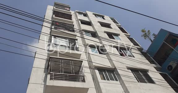 A Nice Residential Flat For Sale Can Be Found In West Dhanmondi Nearby Jafrabad Government Primary School