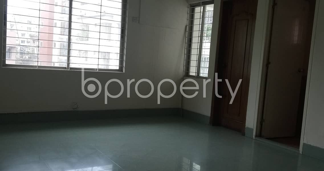 This Perfectly Designed Apartment Of 1800 Sq Ft For Rent In Green Road, Kathalbagan