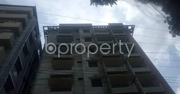 বিক্রয়ের জন্য BAYUT_ONLYএর ফ্ল্যাট - ডাবল মুরিং, চিটাগাং - A 1500 Square Feet Large And Spacious Residential Apartment For Sale At 24 No. North Agrabad Ward