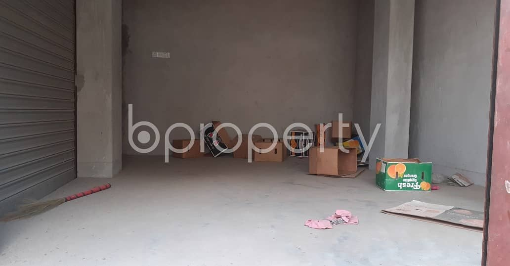 265 Sq Ft Shop Is Ready For Rent In Bangshal