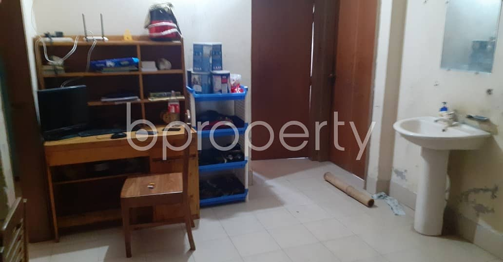 A Nice Apartment Is For Sale In New Market Dhaka Nearby Dhaka College.