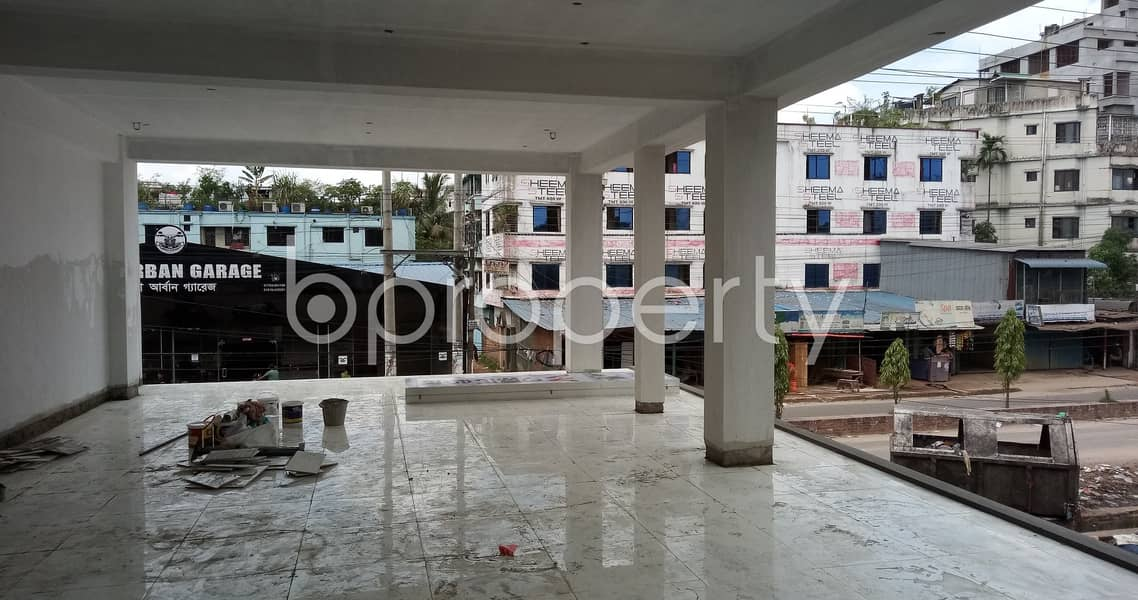 1050 Sq Ft Ready Commercial Office Space Is To Rent At Bayazid