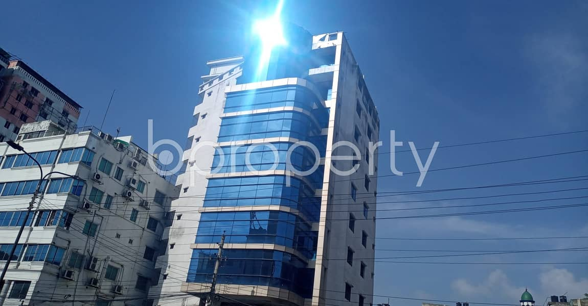 937 Sq Ft Office Area Is Ready For Sale In Badda
