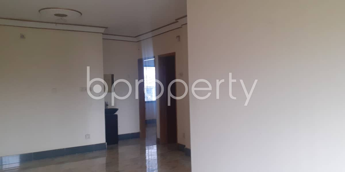 Express Your Individuality At This 1050 Sq. ft Apartment Which Is Vacant For Rent In The Location Of Jagannathpur