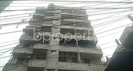 3 Bedroom Apartment for Sale in Khilgaon, Dhaka - This Moderate 1020 Square Feet Residential Apartment For Sale At Meradia