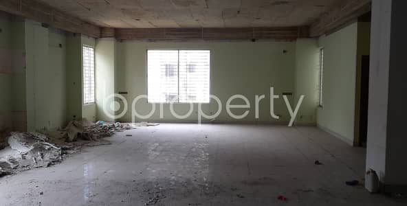 Office for Rent in Jamal Khan, Chattogram - Properly designed this 1200 SQ Ft office is now up for rent in Jamal Khan