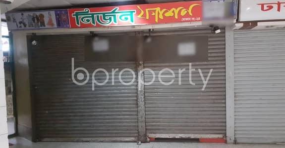 Shop for Rent in Lal Khan Bazaar, Chattogram - 180 Sq Ft Shop Is Up For Rent In Lal Khan