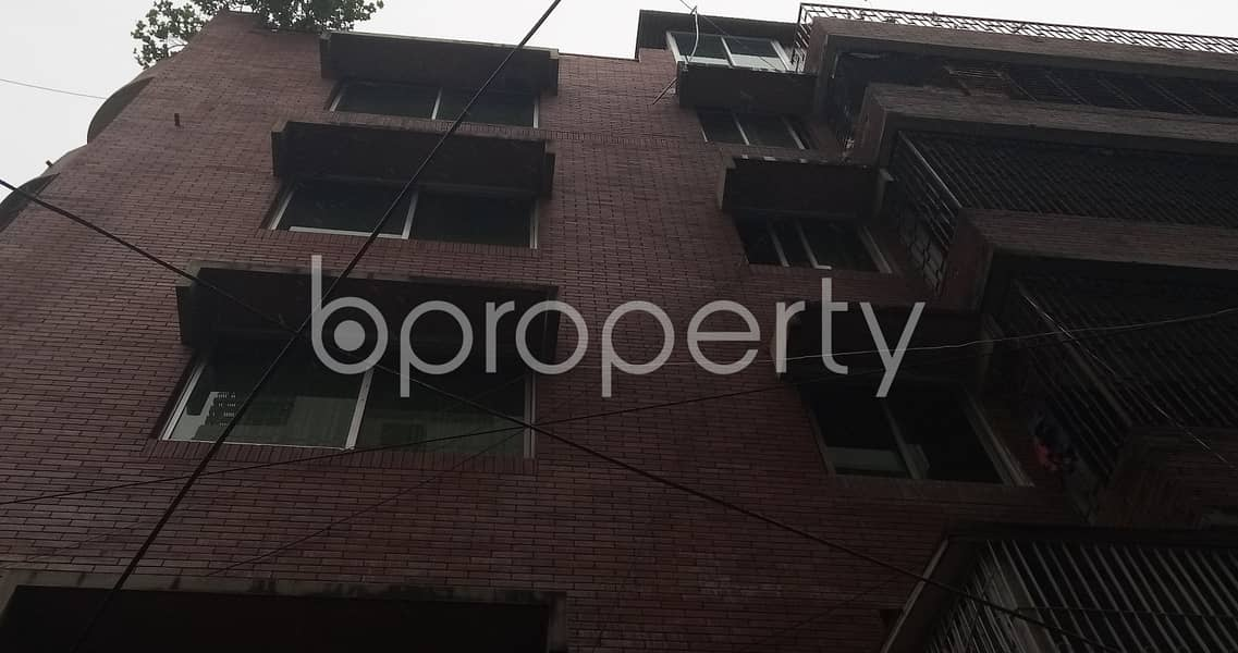 7800 Square Feet Full Residential Building Is Up For Sale In Monipuripara
