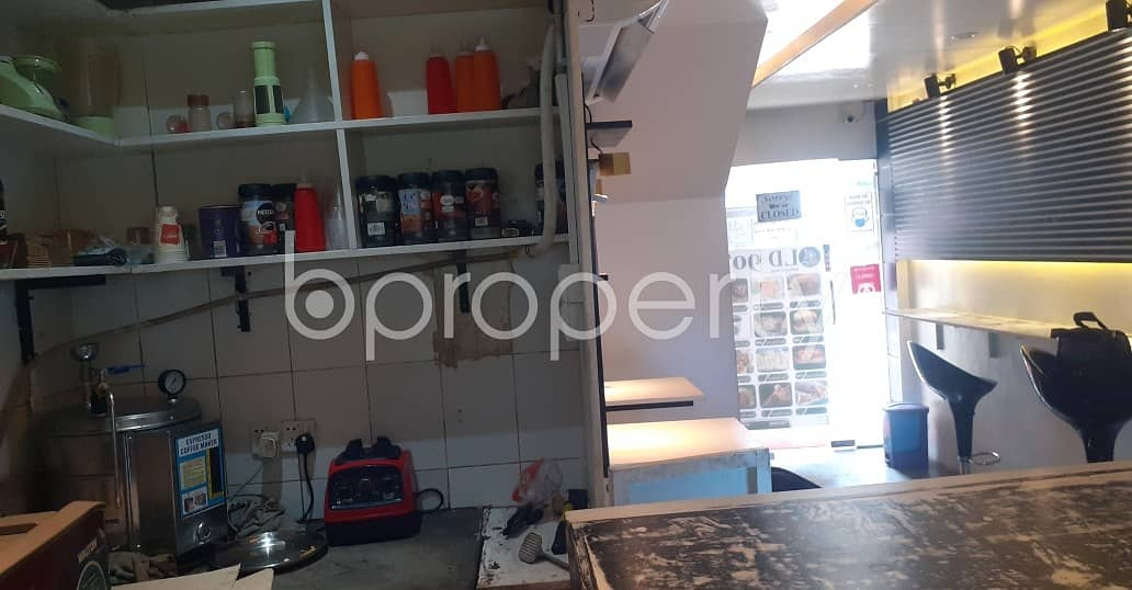 230 Square Feet Shop Space Is Available To Rent In Bashundhara
