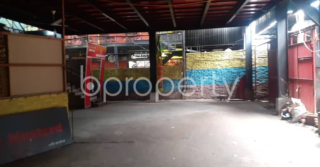 2200 Square Feet Shop Space Is Available In Bashundhara For Rent