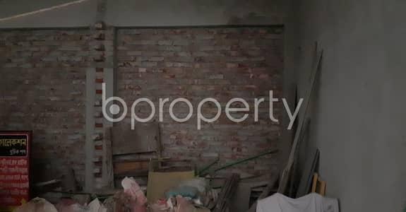 Shop for Rent in Nikunja, Dhaka - 120 Sq Ft Commercial Space Is Up For Rent In Nikunja