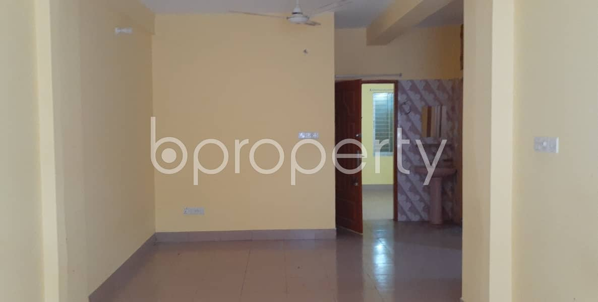 This Perfectly Designed Apartment Of 1000 Sq Ft For Rent In Kazir Dewri