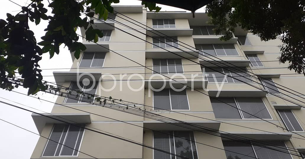 In Lake Valley R/a, A Tasteful Apartment Of 3 Bedroom Is Now For Rent