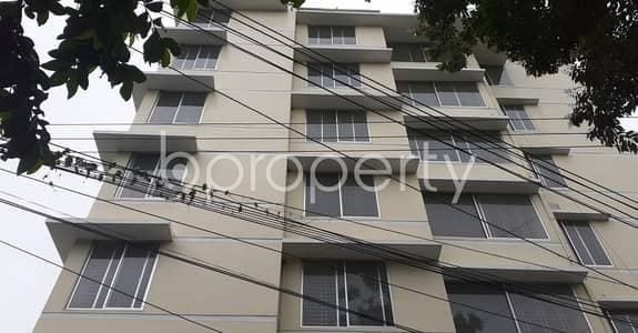 3 Bedroom Apartment for Rent in 9 No. North Pahartali Ward, Chattogram - In A Great Place Of Lake Valley R/a, A 1450 Sq Ft Well Defined Flat Is Up For Rent