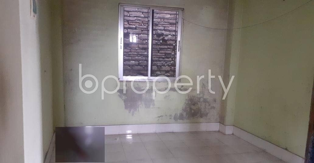 In An Urban Location And Reasonable Price, See This 2 Bedroom Flat Is Available For Rent In Begum Bazar.